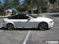 2008 BMW M6 M6