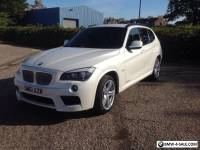 "BMW X1  xDrive23d M Sport Twin Turbo ""61"" Plate 4WD Fully Loaded + Extras!"