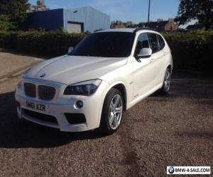 "BMW X1  xDrive23d M Sport Twin Turbo ""61"" Plate 4WD Fully Loaded + Extras! for Sale"