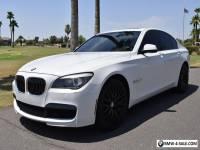 2011 BMW 7-Series Sport M