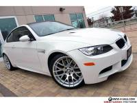 2012 BMW M3 Coupe Competition Pkg LOADED & PRISTINE