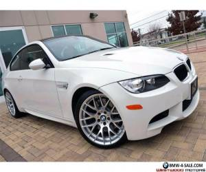 2012 BMW M3 Coupe Competition Pkg LOADED & PRISTINE for Sale