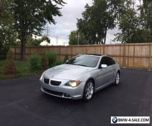 2006 BMW 6-Series 650i for Sale