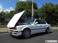 1987 BMW 3-Series 325i