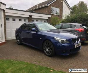 BMW 530d M Sport Business Edition Auto 2009 - 59 plate for Sale