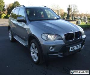2007 07 BMW X5 SE 5S 3.0D AUTO SPACE GREY NO RESERVE for Sale