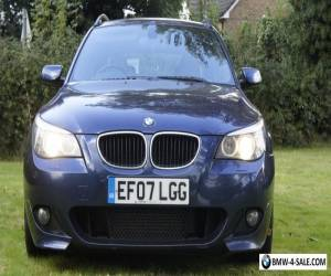 BMW 5 Series 2.0 520d M Sport Touring 5dr for Sale