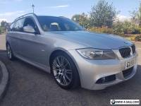 LCI 2009 BMW 335i M-SPORT Touring Estate 3.0 300Bhp Twin Turbo E91 RS4 RS6 Avant