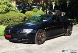 2008 BMW M6 Coupe for Sale