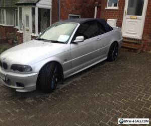 BMW E46 2002 325I Convertible for Sale