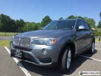 2015 BMW X3 xDrive28i Sport Utility 4-Door