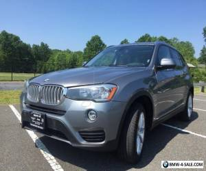 2015 BMW X3 xDrive28i Sport Utility 4-Door for Sale