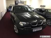BMW X3 2.5 i Sport 5dr