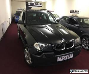 BMW X3 2.5 i Sport 5dr  for Sale