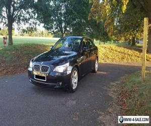 BMW 525d (59) 2009 E60 Facelift SE Business Edition 4dr for Sale