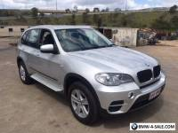 BMW X5 E 70 X DRIVE 2012 MODEL 3.0 LITRE TURBO DIESEL AUTOMATIC WAGON