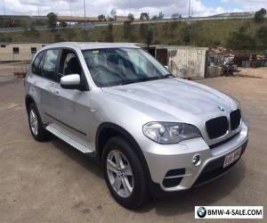 BMW X5 E 70 X DRIVE 2012 MODEL 3.0 LITRE TURBO DIESEL AUTOMATIC WAGON for Sale