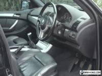 BMW E53 X5 Sport Manual Power seats, xenons, high spec vehicle 12 mths reg+RWC