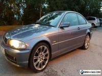 2001 BMW 318CI COUPE SE MANUAL 128K DRIVE AWAY BARGIN PX