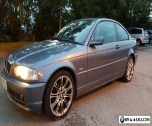 2001 BMW 318CI COUPE SE MANUAL 128K DRIVE AWAY BARGIN PX for Sale