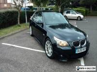 BMW 5 Series Saloon 2008  Facelift 3.0 525d M Sport 4dr