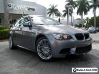 2013 BMW M3 Base Coupe 2-Door