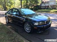 2004 BMW M3 Base Coupe 2-Door