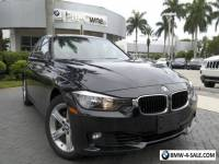 2013 BMW 3-Series Base Sedan 4-Door