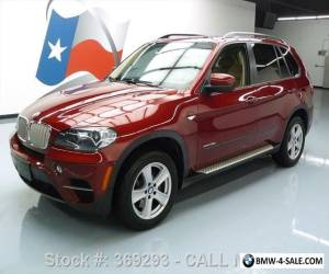 2011 BMW X5 XDRIVE35D DIESEL AWD PANO SUNROOF NAV for Sale