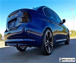 2011 BMW 3-Series Sport Sedan 4 door for Sale