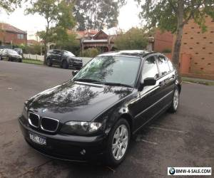 2003 BMW 318i Executive e46 Black for Sale