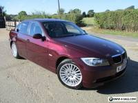 BMW 3 SERIES 320D SE 2008 SALOON AUTOMATIC DIESEL FULL LEATHER