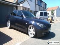 BMW 520d se business edition. LCI, 2008, E60.