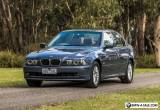 2002 BMW 530i Highline Executive E39   5 yrs NATIONAL WARRANTY AND ROAD ASSIST for Sale