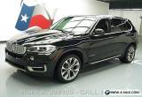 2014 BMW X5 XDRIVE35D DIESEL AWD XLINE PANO NAV for Sale