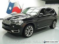 2014 BMW X5 XDRIVE35D DIESEL AWD XLINE PANO NAV