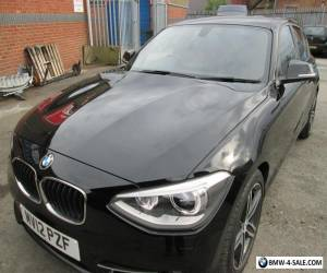2012 BMW 1 SERIES 116d sport for Sale