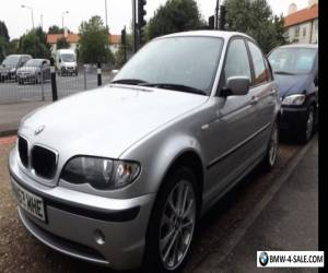 BMW 320d E46 2.0 Diesel for Sale