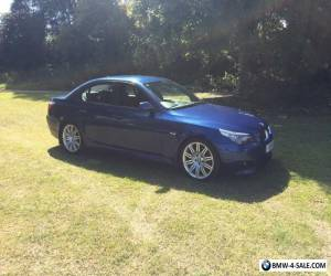 2007 BMW 530D M SPORT BLUE 71K FSH for Sale