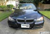 2006 BMW 3-Series Base Sedan 4-Door for Sale