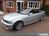 BMW 318ci M Sports Convertible