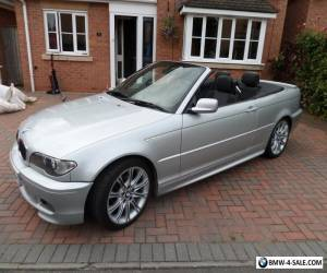 BMW 318ci M Sports Convertible for Sale