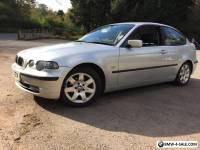 BMW E46 318i ti compact