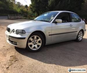 BMW E46 318i ti compact for Sale