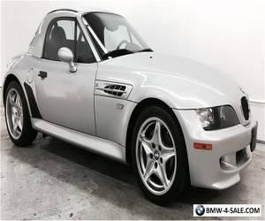 2000 BMW Z3 M 3.2L for Sale