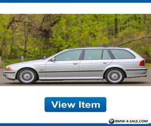 2000 BMW 5-Series Base Wagon 4-Door for Sale