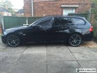 BMW 320d Touring M Sport 2007 Damage Repairable