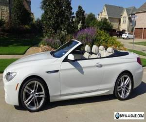 2013 BMW 6-Series Convertible  for Sale