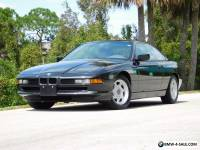 1991 BMW 8-Series .