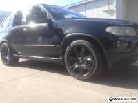 2004 BMW X5 3.0L 6CYL REGO RWC